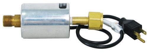 Titan Controls CO2 Inline Heater 120 Volt