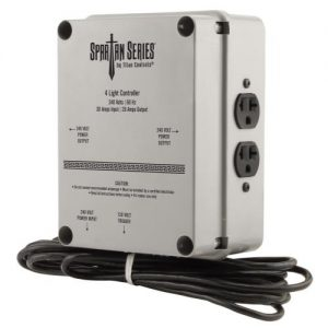 Titan Controls - Spartan Series 4 Light Controller - 240 Volt (7/Cs)