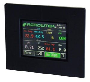 Agrowtek AgrowTouch Color Touch Screen for GC-Pro