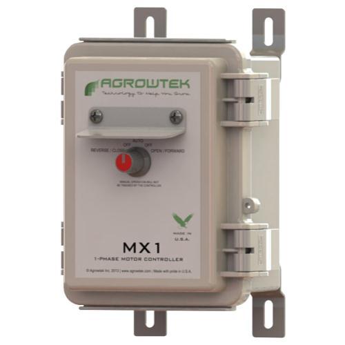 Agrowtek MX1D DC Reversible Motor Controller 30Vdc/8A (4/Cs)