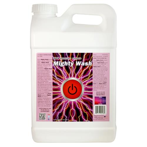 Mighty Wash 2.5 Gallon (2/Cs)