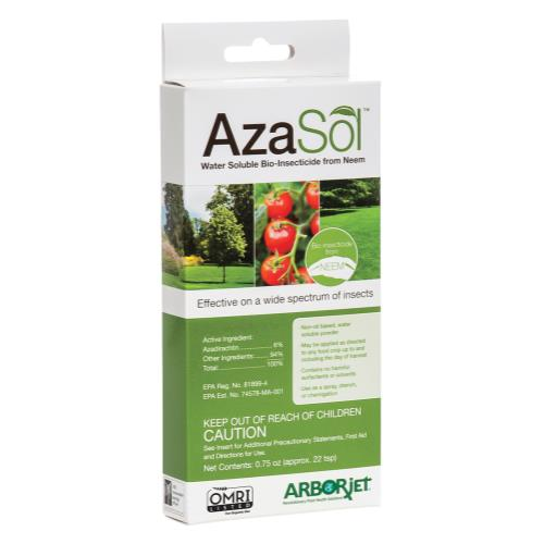 Arborjet Aza Sol Single Pack (30/Cs)