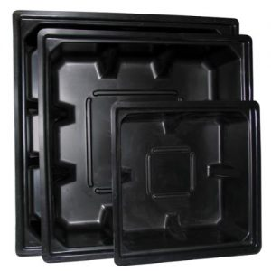ABS Black Plastic 100 Gallon Reservoir  sc 1 st  Big Grow Hydroponics : big grow tents - memphite.com