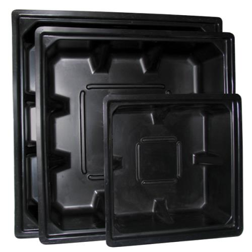 ABS Black Plastic 100 Gallon Reservoir