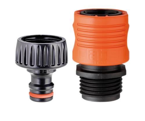Claber Faucet to Hose Connector (10/Cs)