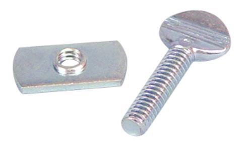 LightRail Slide Nut w/ Thumb Screw