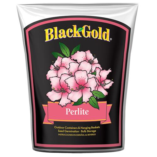 Black Gold Perlite 8 Quart (240/Plt)