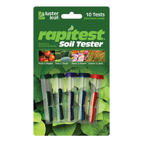 Luster Leaf Rapitest Soil Tester (12/Cs)