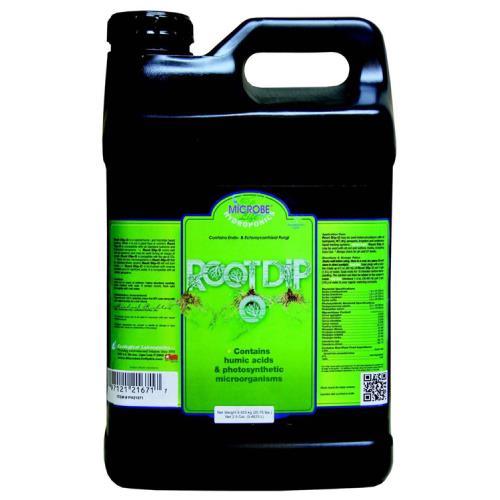 Microbe Life Foliar Spray & Root Dip-O 2.5 Gallon (OR Label)