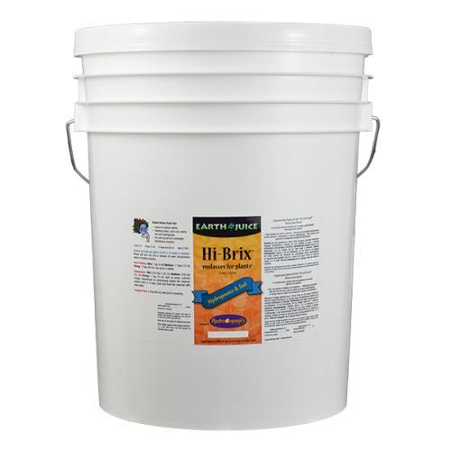 Earth Juice Hi-Brix Molasses 5 Gallon