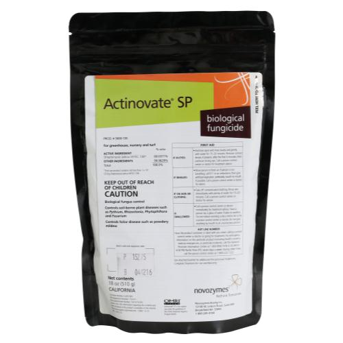 Actinovate Fungicide SP 18 oz (CA Label) (12/Cs)