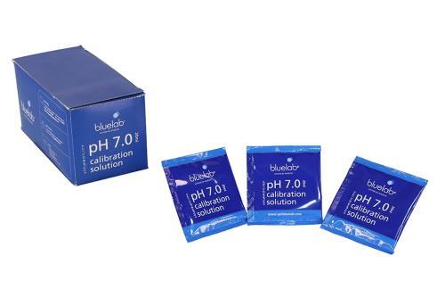 Bluelab pH 7.0 Calibration Solution 20 ml Sachets (25/Cs)