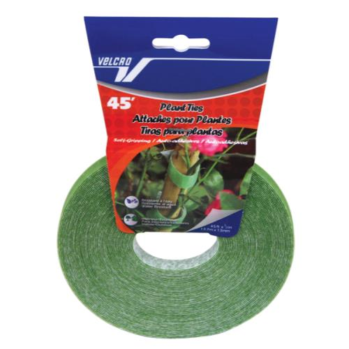 Velcro Plant Ties - 45 ft x 1/2 in Roll (48/Cs)