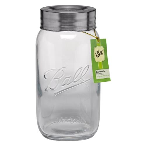 Ball Jars Decorative 1 Gallon Commemorative Jar (4/Cs)