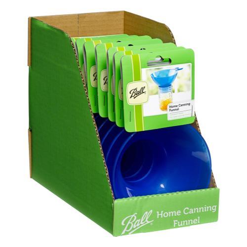Ball Jars Basic Home Canning Funnel (8/Cs)