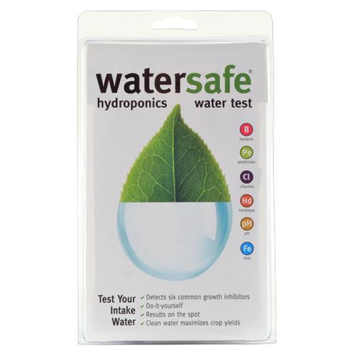 Watersafe Hydroponics Water Test Kit (12/Cs)