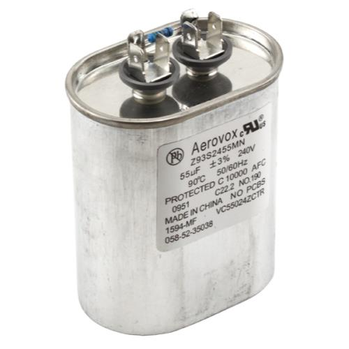 Replacement Capacitors HPS 400 - 55 MFD 240 Volt