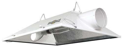 Dominator XXXL 6 in Air-Cooled Reflector (12/Plt)