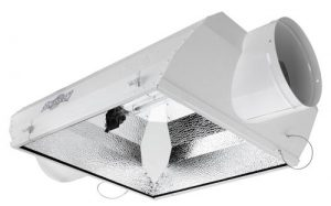 AC/DE Double Ended Air-Cooled Reflector 8 in (12/Plt)