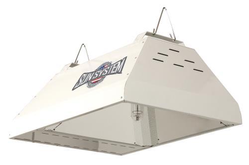 Sun System LEC315 277 Volt w/ 3100 K Lamp