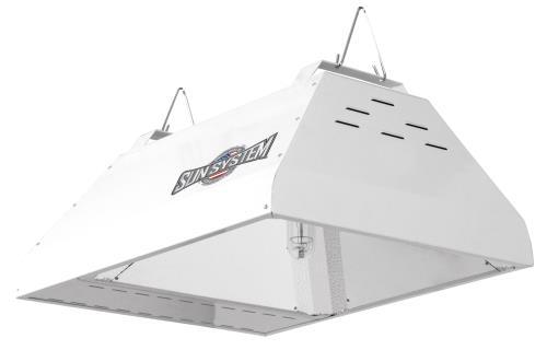 Sun System LEC315 208 / 240 Volt w/ 4200 K Lamp