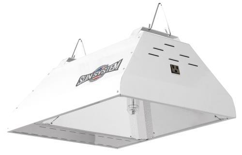 Sun System LEC315 120 Volt w/ 4200 K Lamp