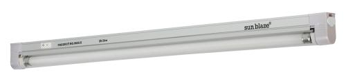 Sun Blaze T5 HO Fluorescent Strip Light 41 Seconds