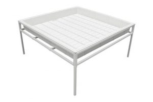 Fast Fit Tray Stand 4 ft x 4 ft Seconds