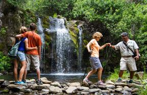 Product Kohala Waterfall Hike