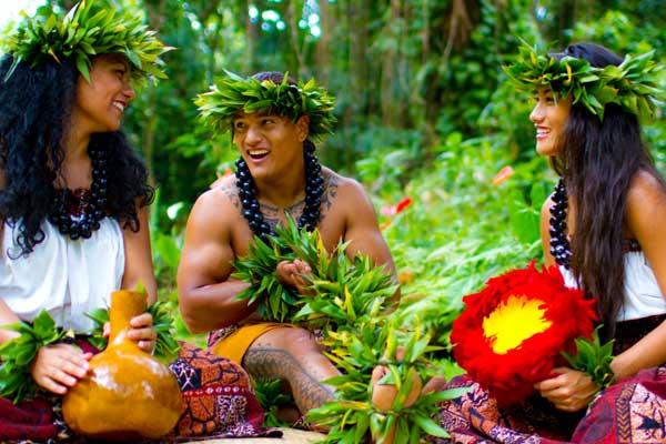 Product Kona Polynesian Luau