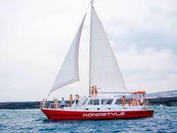 Product Morning Snorkel & Sail Kealakekua