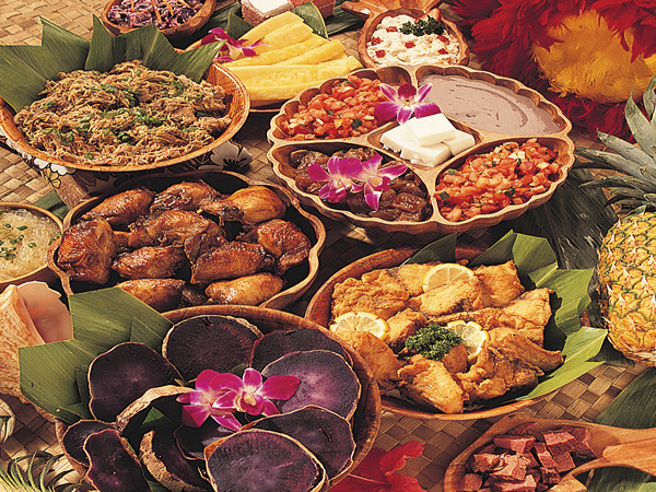 Product Alii Luau At Polynesian Cultural Center