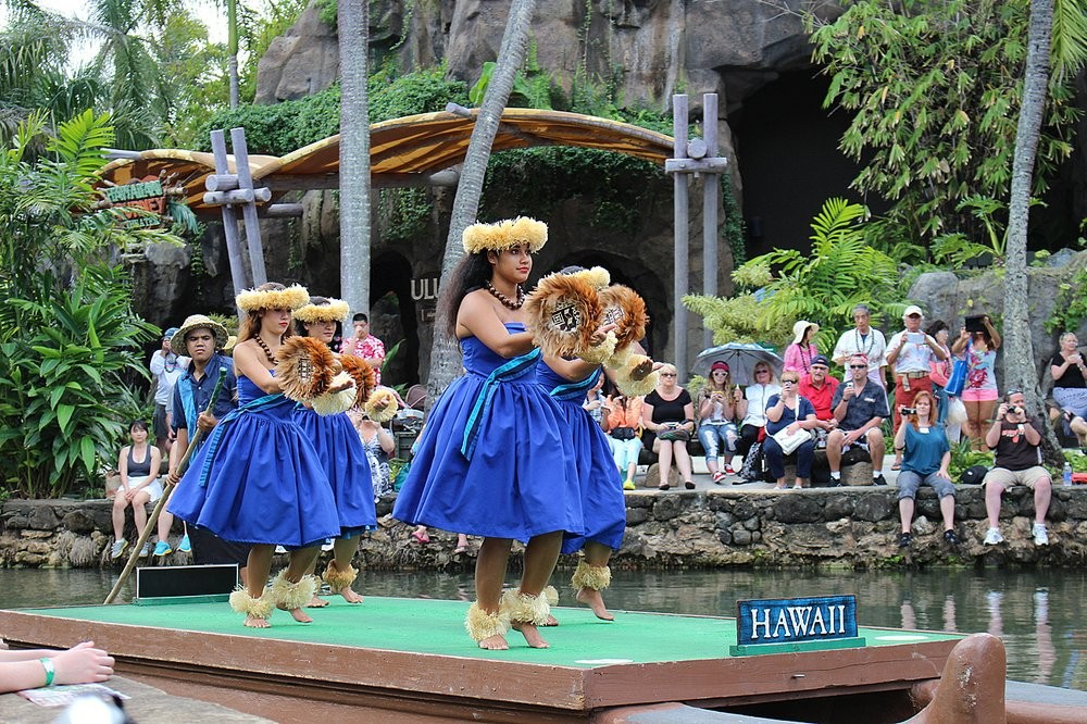 Product VIP Package At Polynesian Cultural Center
