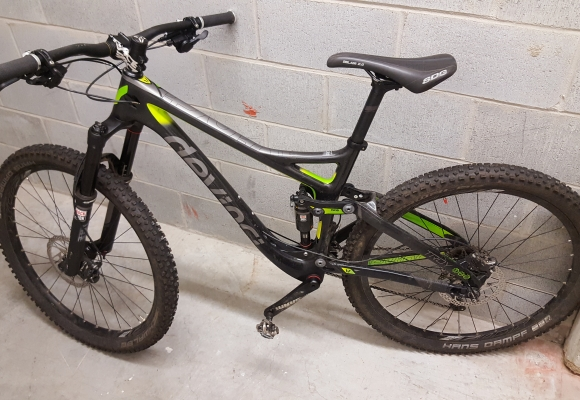 Devinci Troy Carbon RC 2016