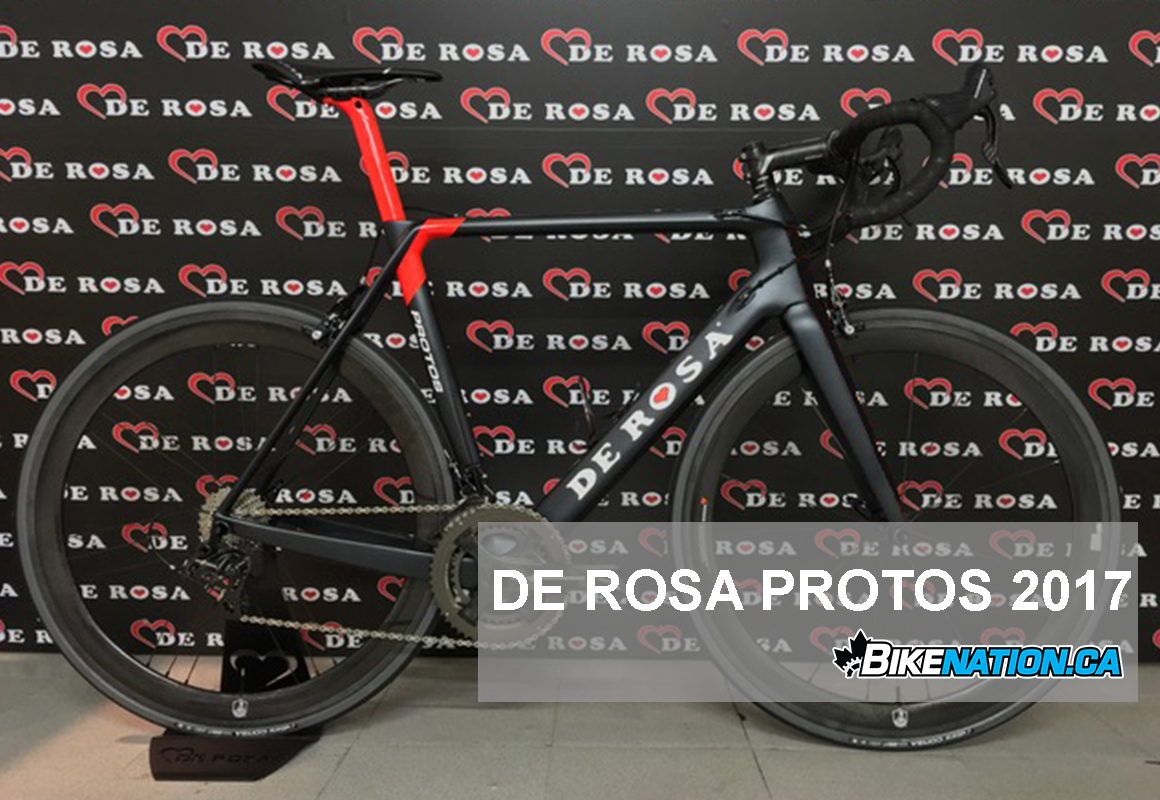 The New De Rosa Protos 2017 Cycling News Bikenation Ca