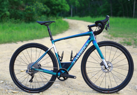 Specialized Diverge = Fun and Performance