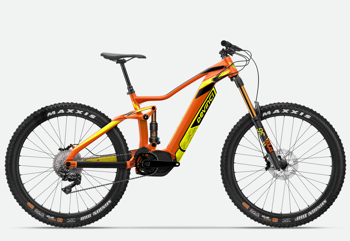 Devinci launches all-new electric mountain bikes | Cycling news ...