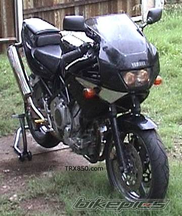 1996 YAMAHA TRX 850 | Picture 687 motorcycle photo