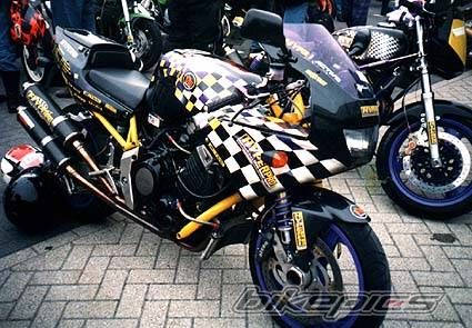 2000 YAMAHA TRX 850 | Picture 3704 motorcycle photo