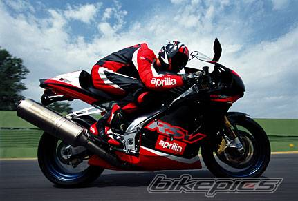 2001 APRILIA RSV 1000R MILLE | Picture 5022 motorcycle photo