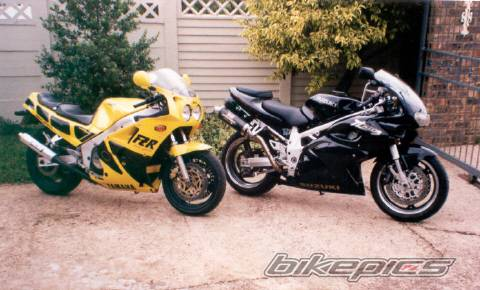 1997 SUZUKI TL1000S | Picture 11458 motorcycle photo