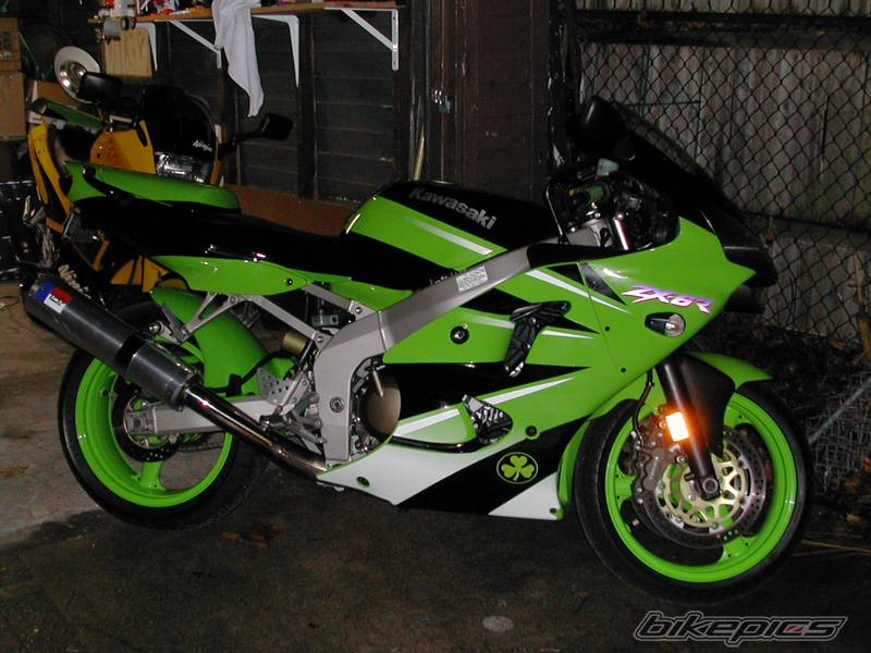 2001 KAWASAKI ZX 6R | Picture 15846 motorcycle photo
