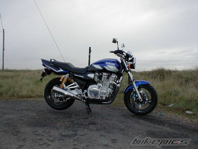 2001 YAMAHA XJR 1300 | Picture 17155 motorcycle photo