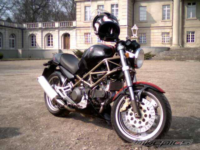 1998 DUCATI MONSTER 900 | Picture 49586 motorcycle photo
