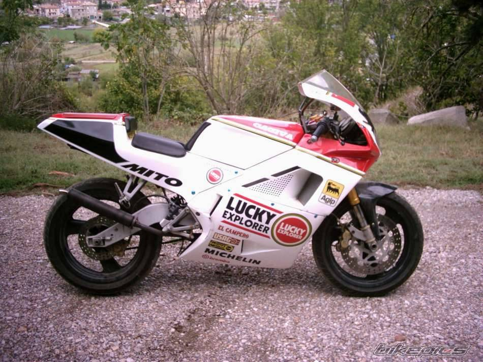 1992 CAGIVA MITO 125 | Picture 70229 motorcycle photo