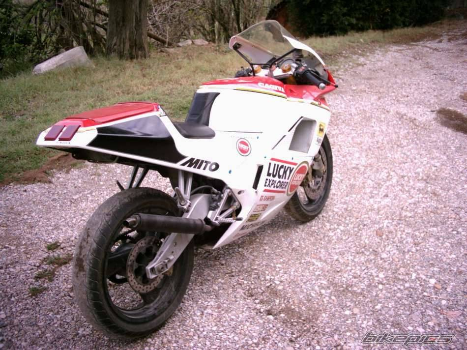1992 CAGIVA MITO 125 | Picture 70231 motorcycle photo