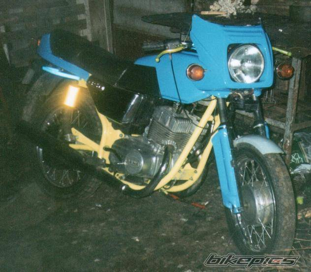 1988 JAWA 638 | Picture 97874 motorcycle photo