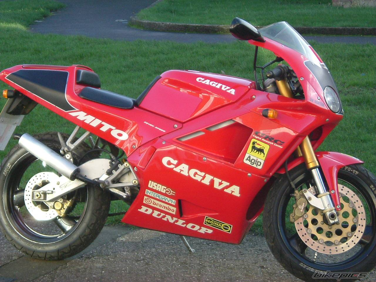 1992 CAGIVA MITO 125 | Picture 100623 motorcycle photo