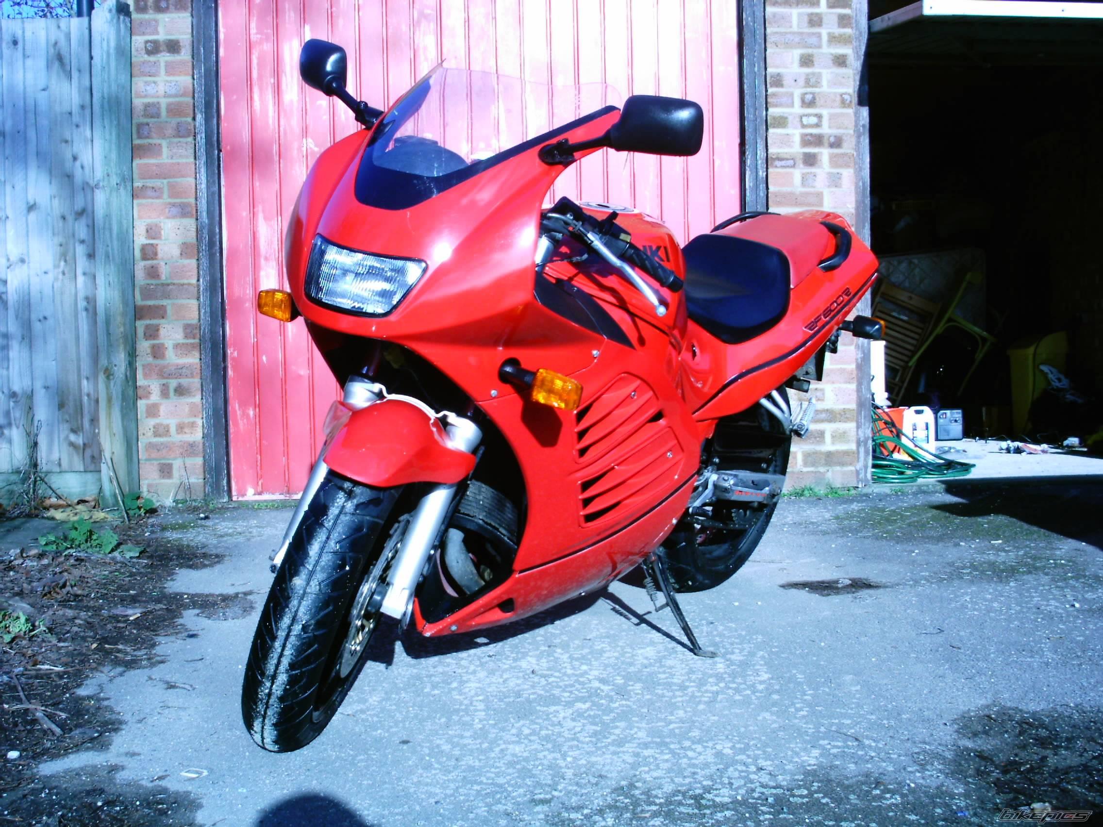 1993 SUZUKI RF 600 | Picture 2500274
