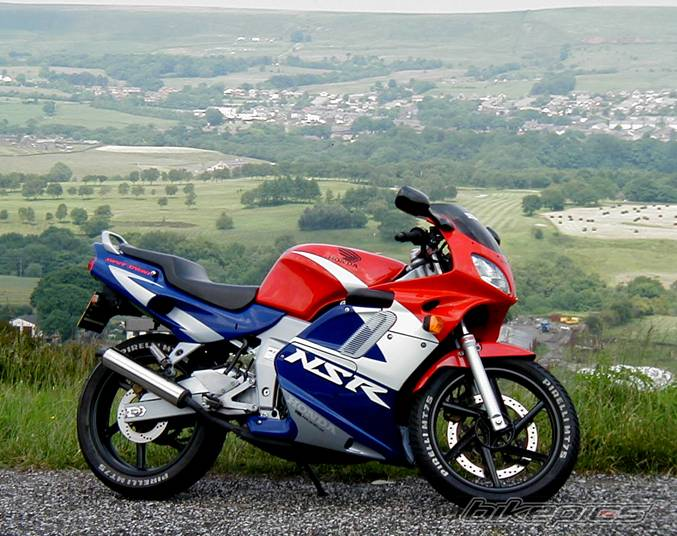 2001 HONDA NSR 125 | Picture 114280 motorcycle photo